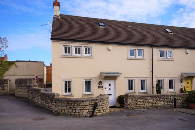 4 bed terraced house for sale in Deans Place, Union Street, Wells BA5