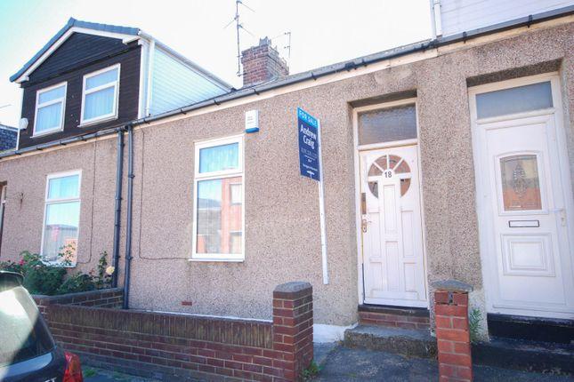 Exterior (Main) of Wharncliffe Street, Sunderland SR1