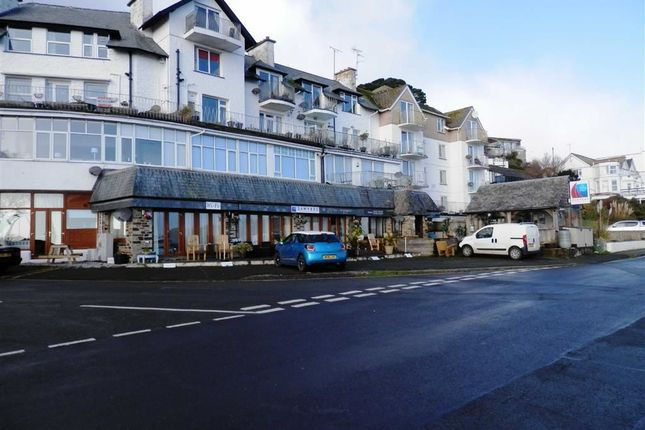 Thumbnail Hotel/guest house for sale in Sawyers Bed And Breakfast, Marine Drive, West Looe, Cornwall