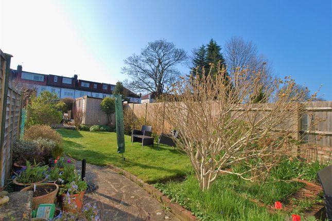 Garden of Langley Way, West Wickham BR4