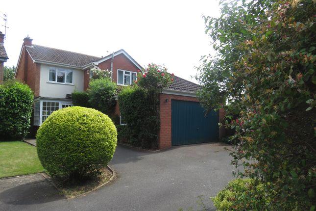 Thumbnail Property to rent in Ridgewood Close, Leamington Spa
