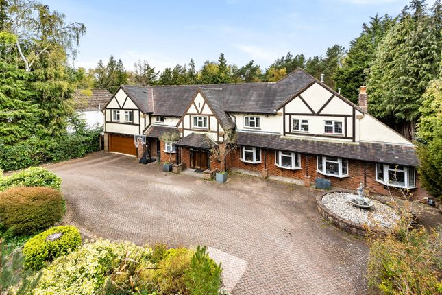 Thumbnail Detached house for sale in Hadrian Way, Chilworth, Southampton