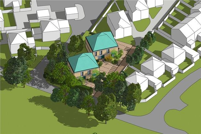 Thumbnail Land for sale in 1 The Warren, 1 The Green, Addington, Croydon, Surrey