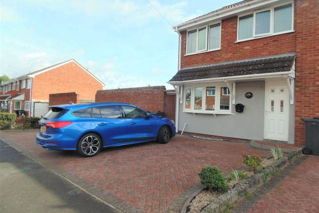 3 bed end terrace house for sale in Pinewood Drive, Birmingham B32