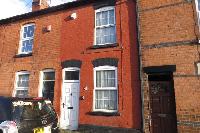 Terraced house for sale in Walsingham Street, Walsall