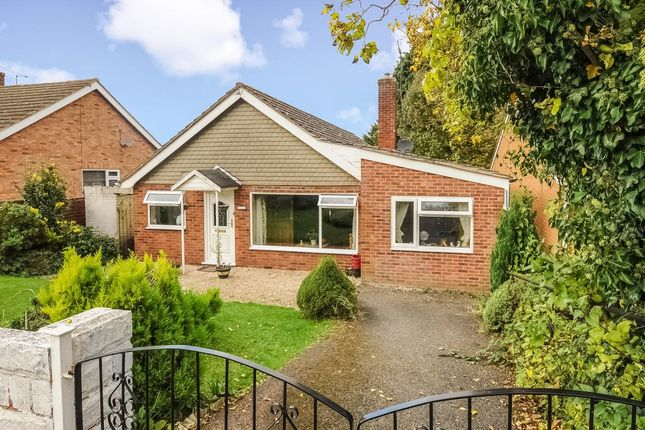 Thumbnail Detached bungalow for sale in Leominster, Herefordshire