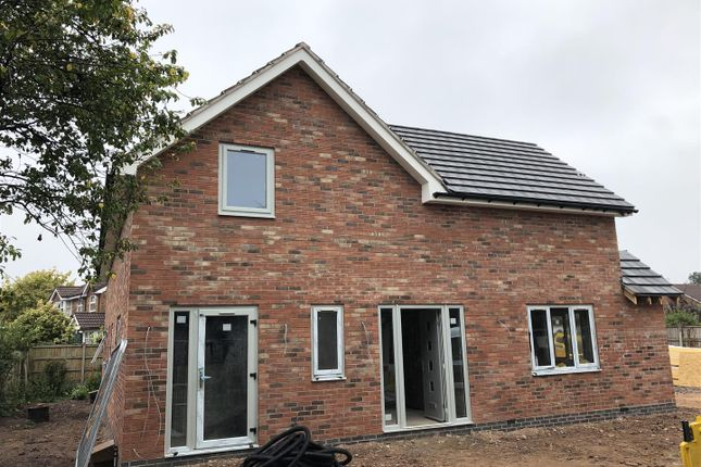 Thumbnail Semi-detached house for sale in Widney Lane, Solihull