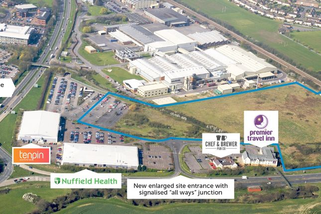 Thumbnail Land to let in Centre Severn, Gloucester