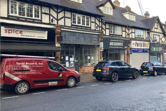 Thumbnail Retail premises to let in 9 Market Place, Chalfont St. Peter, Bucks