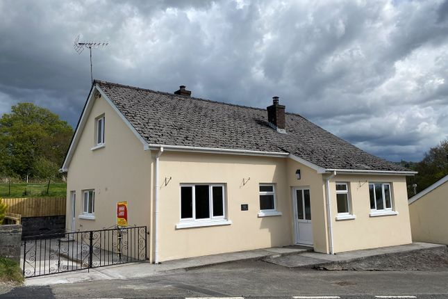 2 bed detached bungalow for sale in Highmead Terrace, Llanybydder SA40