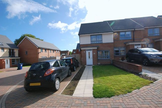 2 bed property for sale in Byrewood Walk, Newcastle Upon Tyne