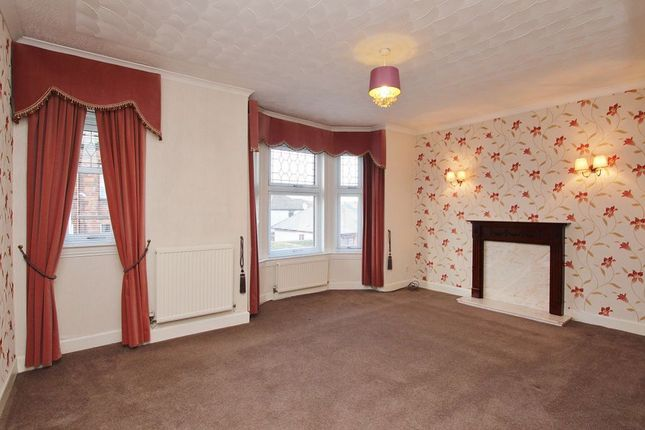 Thumbnail 2 bedroom flat to rent in Carronflats Road, Grangemouth