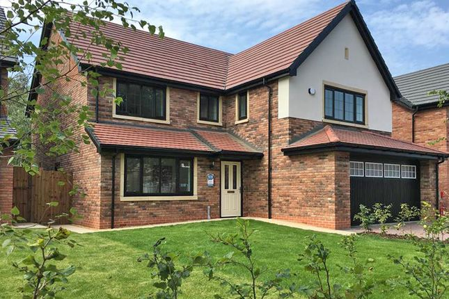 Thumbnail Detached house for sale in The Oakworth, Campion Point, Congleton Road, Sandbach