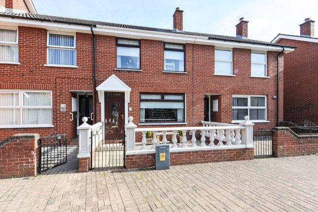 Thumbnail Terraced house for sale in Vicarage Street, Belfast