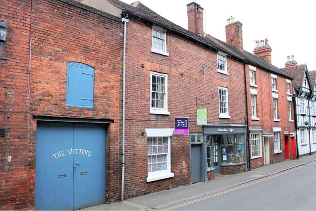 Thumbnail Town house for sale in High Street, Bewdley