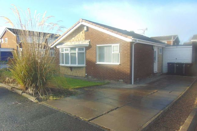 2 bed detached bungalow to rent in Goodwood Close, Chapel Park, Newcastle Upon Tyne NE5