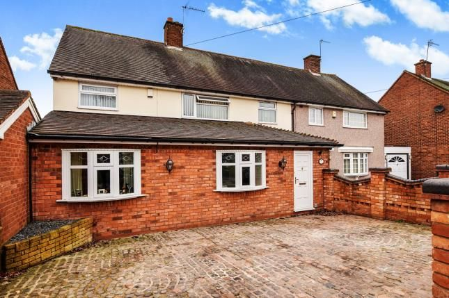 Thumbnail Semi-detached house for sale in Old Croft Lane, Shard End, Birmingham, West Midlands
