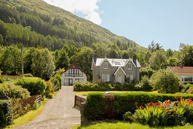 Thumbnail Detached house for sale in Lettermore, Ballachulish, Highland, Scotland