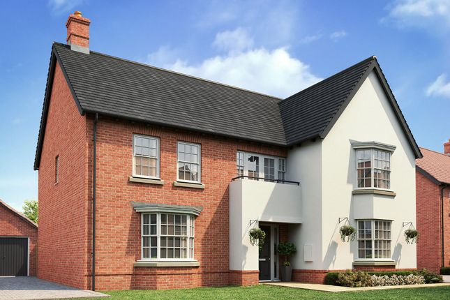 """Thumbnail Detached house for sale in """"Kemble"""" at Hassall Road, Alsager, Stoke-On-Trent"""