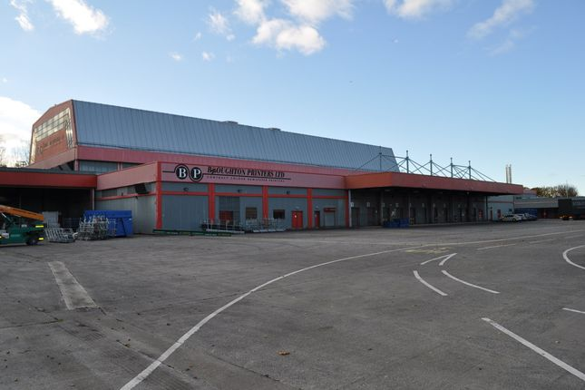 Thumbnail Industrial to let in Olivers Place, Preston
