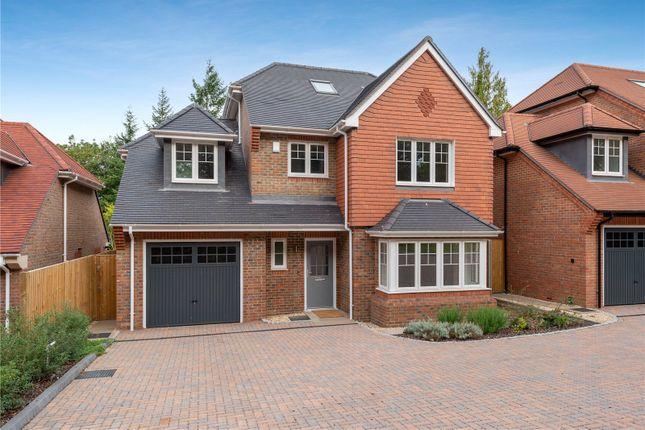Thumbnail Detached house for sale in Hammersley Lane, Penn, Buckinghamshire