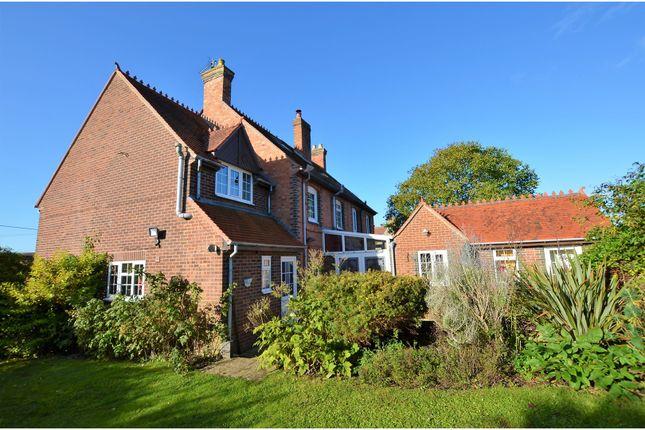 Thumbnail Semi-detached house for sale in Mill Lane, Westbury, Brackley