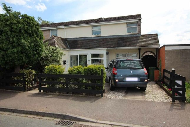 Thumbnail Terraced house for sale in Kipling Rise, Coton Green, Tamworth, Staffordshire