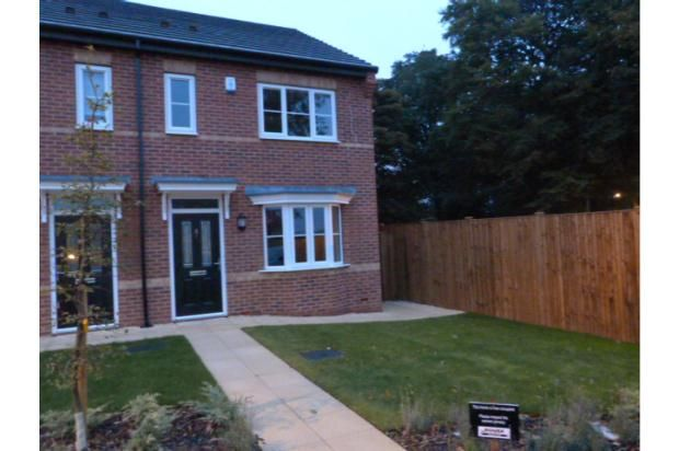 Thumbnail Semi-detached house to rent in Queenswood Gate, Leeds