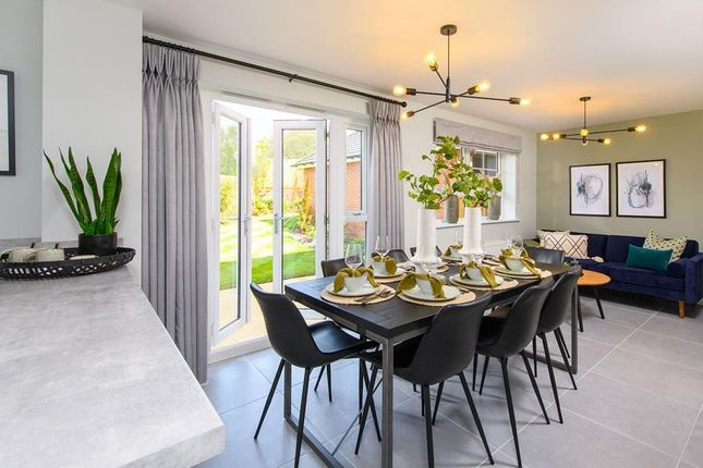 """Thumbnail Detached house for sale in """"Radleigh"""" at Dale Way, Fernwood, Newark"""