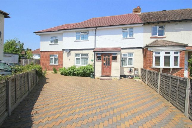 Thumbnail Semi-detached house to rent in Myrtle Close, West Drayton, Middlesex