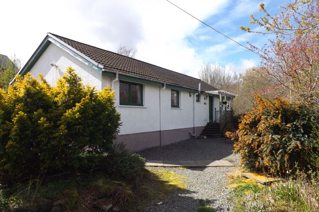 Thumbnail Detached bungalow for sale in Hedgefield Road, Portree