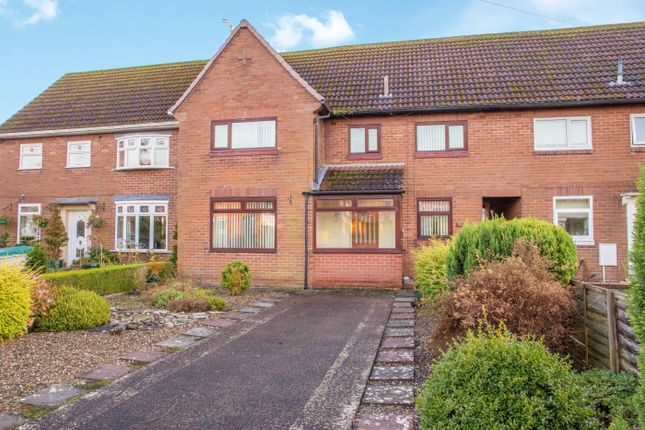 Thumbnail Terraced house for sale in Kirkley Drive, Ponteland, Newcastle Upon Tyne, Tyne And Wear