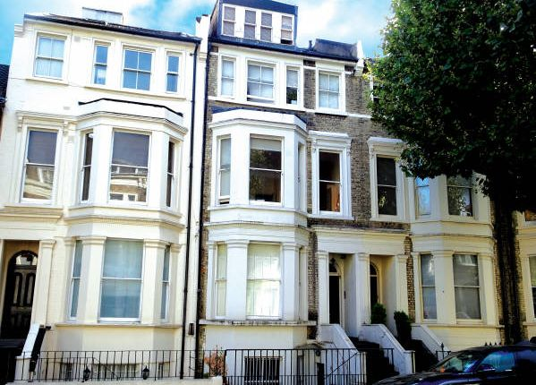 Thumbnail Block of flats for sale in Warwick Avenue, London