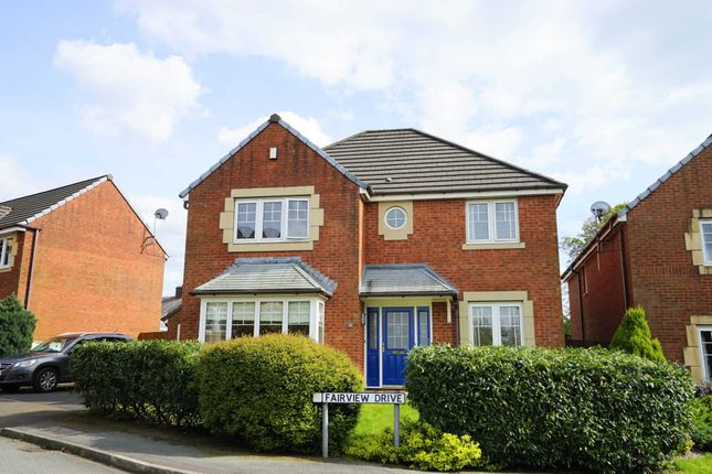 Thumbnail Detached house for sale in Fairview Drive, Adlington, Chorley
