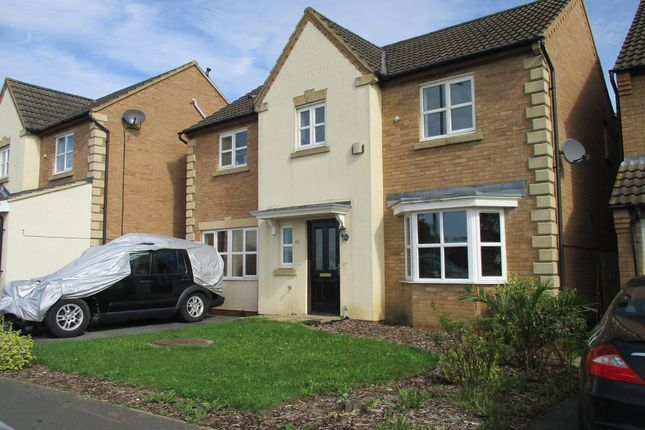 Thumbnail Detached house to rent in Chepstow Road, Corby
