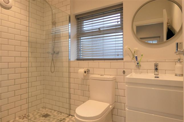 Shower Room of West Street, Rosemarket, Milford Haven SA73