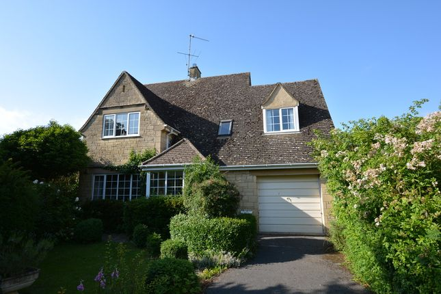 Thumbnail Detached house for sale in High Street, Kempsford, Fairford