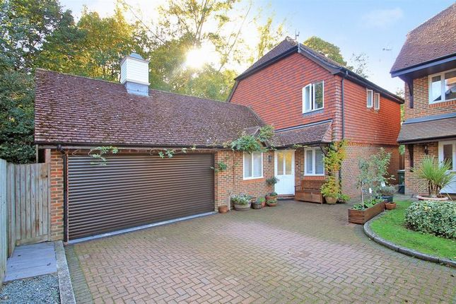 Thumbnail Detached house for sale in Worsfold Close, Send, Woking