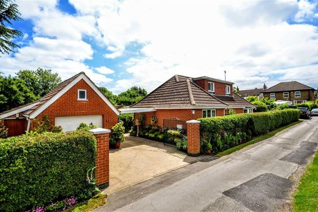 Thumbnail Bungalow for sale in Gibraltar Lane, Laceby, Grimsby