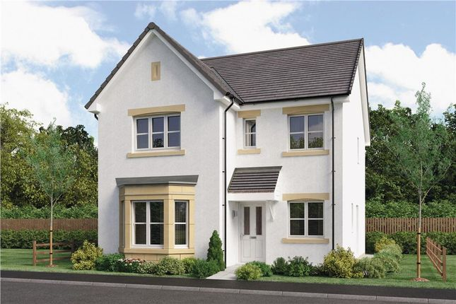 """Thumbnail Detached house for sale in """"Mitford"""" at Springhill Road, Barrhead, Glasgow"""