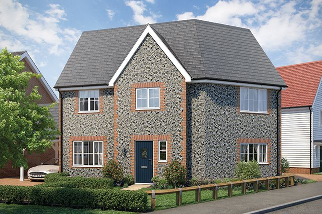 "3 bedroom property for sale in ""The Kensington"" at Yarrow Walk, Red Lodge, Bury St. Edmunds"