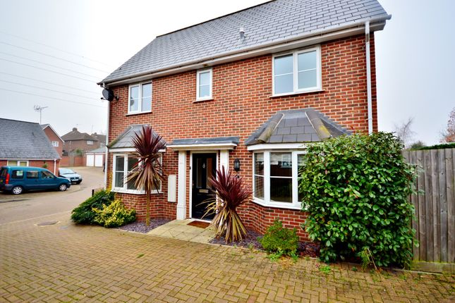 Thumbnail End terrace house for sale in Oak Tree Gardens, Colchester