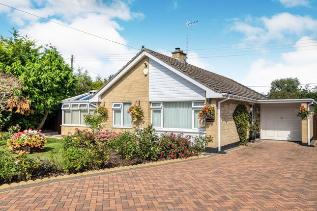 Thumbnail Detached bungalow for sale in Arrow End, North Littleton, Evesham
