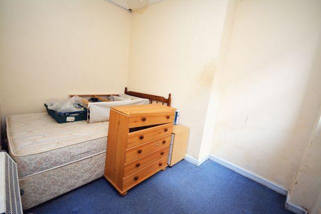 Bedroom of Despenser Street, Riverside, Cardiff CF11