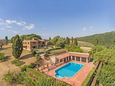 Thumbnail Property for sale in Dolce Colline, Pienza, Umbria