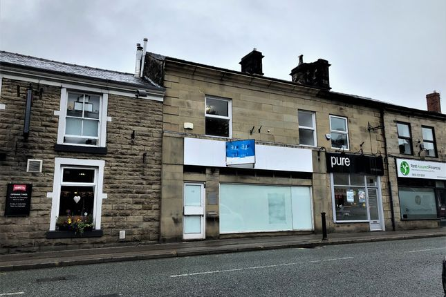 Thumbnail Restaurant/cafe to let in 29 Bolton Street, Ramsbottom, Bury