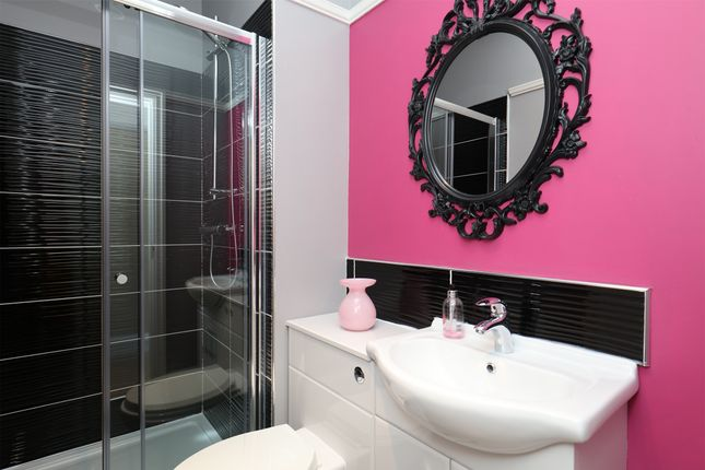 Shower Room of Furniss Avenue, Dore, Sheffield S17