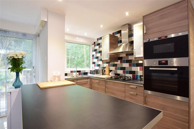 Thumbnail Terraced house for sale in Cameron Close, Warley, Brentwood, Essex