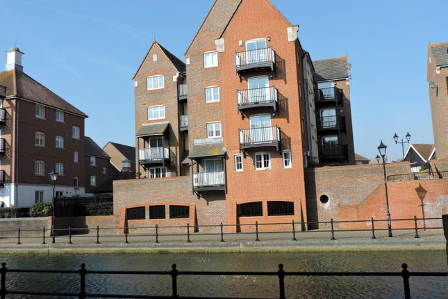 Thumbnail Flat to rent in Havana Court, Sovereign Habour South, Eastbourne