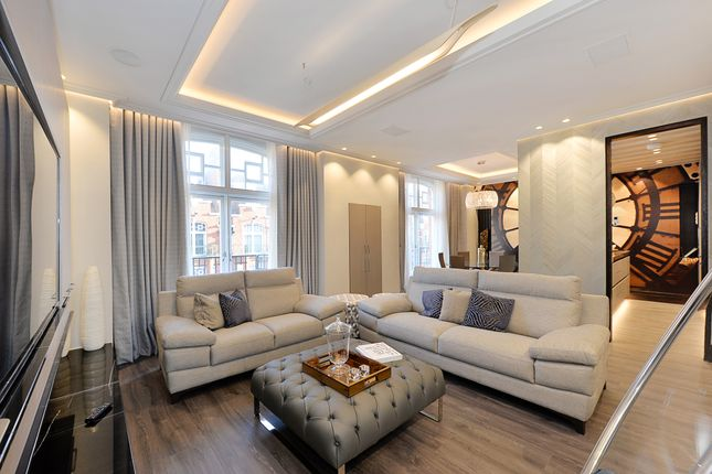 3 bed flat for sale in Chiltern Street, London